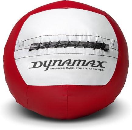 Dynamax Mini 6lb Soft-Shell Medicine Ball Standard Black Grey
