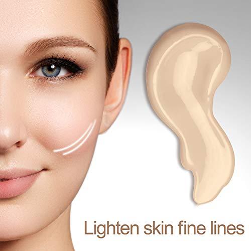 41UI0GeqU8L - FeelTure Peptide Moisturizer Anti Aging Face Cream - Face & Neck Wrinkle Lotion - Reduce Appearance of Wrinkles, Dark Circles, Fine Lines & Acne - 1.76 oz