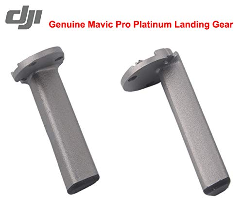 (DJI Mavic Pro Platinum Part - Front Landing Gear/Leg(Left and Right) 2 PCS- OEM)