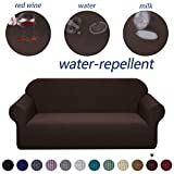 Granbest Premium Water Repellent Sofa Cover High Stretch Couch Slipcover Super Soft Fabric