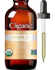 Organic Argan Oil, 100% Pure