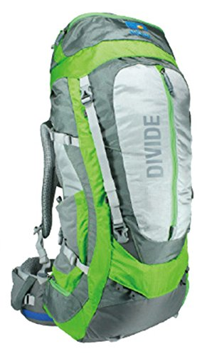 Divide 55 Backpack (Hyper Lime)