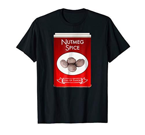 Nutmeg Spice Tshirt Girls Group Halloween Costume Shirt