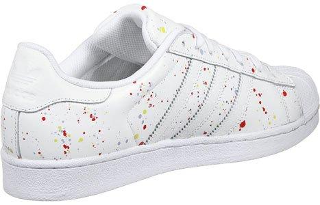 adidas Superstar Schuhe 12,5 ftwr white/core black