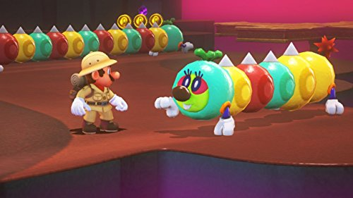 Super Mario Odyssey (Switch): Amazon in: Video Games