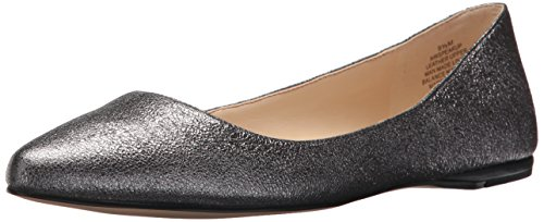 Image of Nine West Women's Speakup Mettalic Ballet Flat