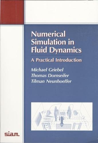 Numerical Simulation in Fluid Dynamics: A Practical Introduction (Monographs on Mathematical Modeling and Computation)