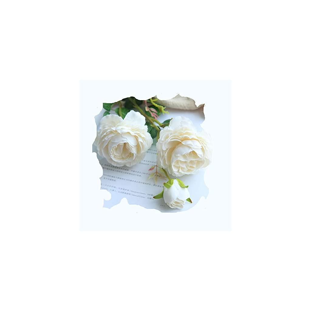 Birdfly-Artificial-Peony-for-Bridal-Bouquet-Wedding-Home-Decoration-White