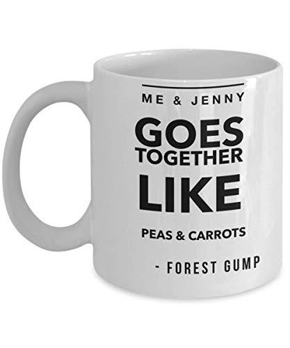 Forrest Gump Funny Tea Cup For Movie Lover Gift For Men Women Best Friend Boyfriend Girlfriend Reader Literary - Anniversary Appreciation Birthday Pre