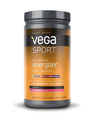 Vega Sport Pre Workout Energizer review