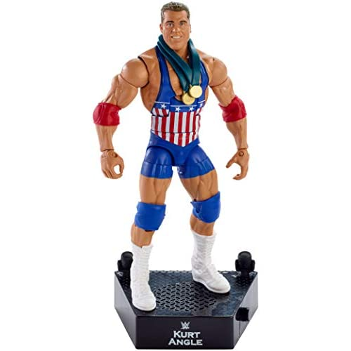 WWE Entrance Greats Kurt Angle...
