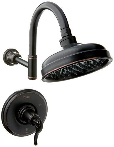 Ashfield One Handle - Pfister  G89-7YPY  Ashfield 1-Handle Shower Only Trim 2.0 gpm Tuscan Bronze
