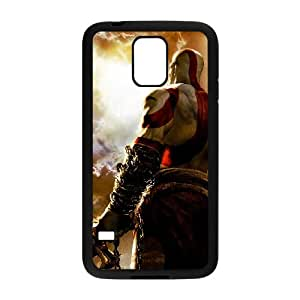 Samsung Galaxy S5 Cell Phone Case Black god of war Igwcj