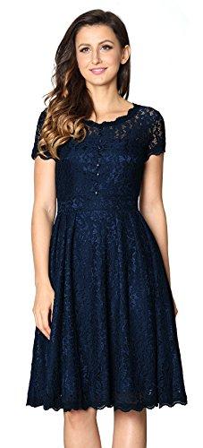 Knee Length Homecoming Dresses - 1