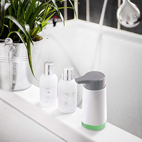 Plastic Dish Soap Dispenser, Hand Soap Dispenser, Versatile 10.5oz Refillable Pump Bottles, Great for Dispensing Homemade Lotions, Shampoos, Massage Oils, Liquid Soap, Dish Soap, Body Wash Etc