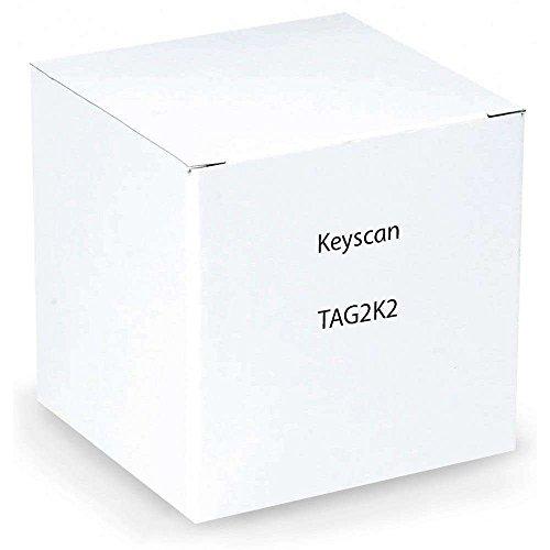 KEYSCAN TAG2K2 ADHESIVE BACK TAG 2K MEM 2APPLICATION AREAS by Keyscan
