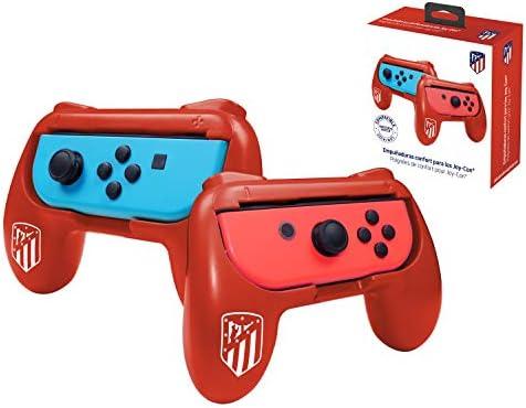 FCB FC Barcelona grips (empuñaduras) accesorio para mando JoyCons Nintendo Switch: Amazon.es: Videojuegos