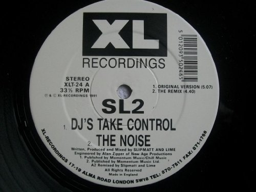Price comparison product image SL2 / DJ's Take Control / The Noise