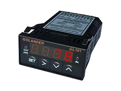 Universal 1/32 DIN PID Temperature Controller