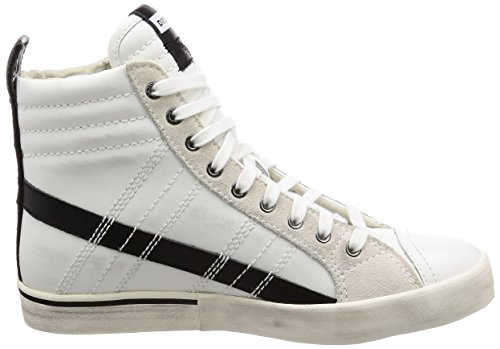 footlocker pictures cheap price Diesel Men's D-Velows Mid Lace Hi-Top Slippers White (H1527 H1527) sale pay with paypal 0Kky3BJ