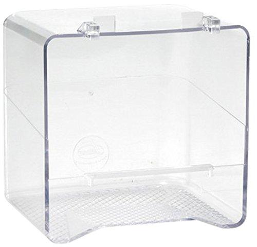 BEEZTEES 0075020 Baignoire en plastique 14 x 11 x 13cm