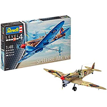 Revell of Germany Super Marine Spitfire Mk.VC Building Kit