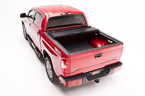 Cover Bakflip Bed G2 (BAKFlip G2 Hard Folding Truck Bed Tonneau Cover | 226207RB | fits 2009-19 Dodge Ram With Ram Box 5' 7