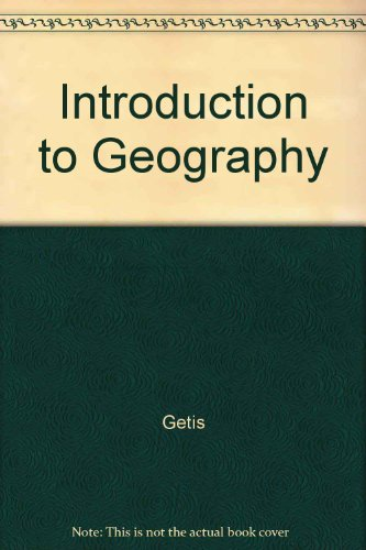 Introduction to Geography: Student Art Notebook