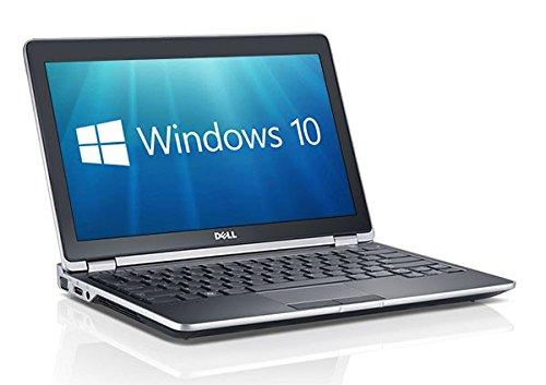 Dell Latitude E6230 12.5 Core i5-3320M 8GB 128GB SSD WiFi Windows 10 Professional 64-Bit Laptop Certified Refurbished