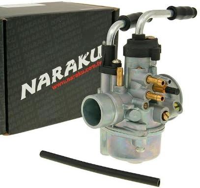 03-12 Vergaser Naraku 17,5mm manueller Choke f/ür Yamaha Aerox 50 Cat.
