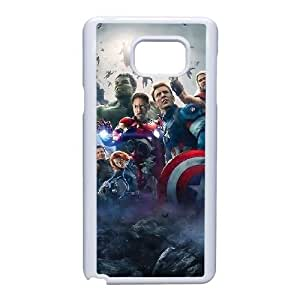 Samsung Galaxy Note 5 Cell Phone Case White The Avengers F6555313
