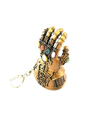 Outlander Brand Thanos of Titan Key Ring w/Gift Box Avengers Infinity War