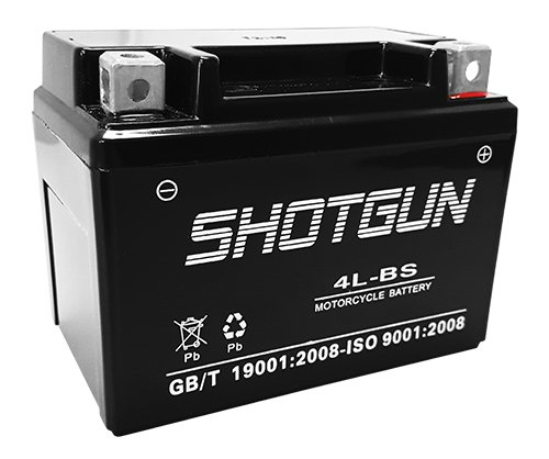 12 Bs Motorcycle Battery - 9