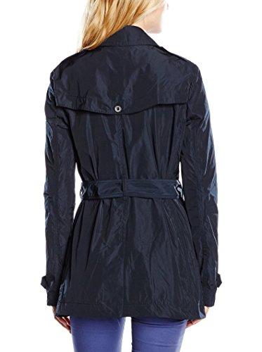 Adrienne Trench Refrigiwear M Blu Notte 04qqT5