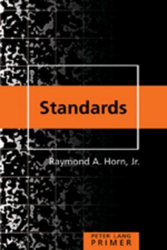 Standards Primer (Peter Lang Primer)