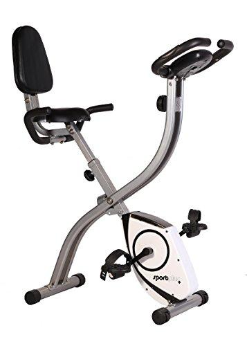 Sport Plus Cyclette Pieghevole 5