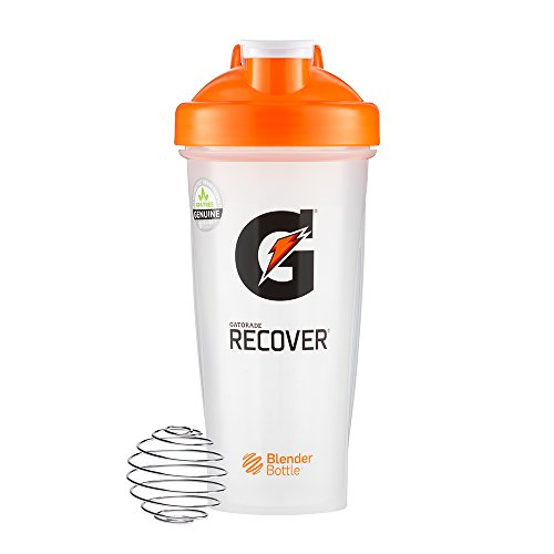 Gatorade Protein Powder Blender Bottle