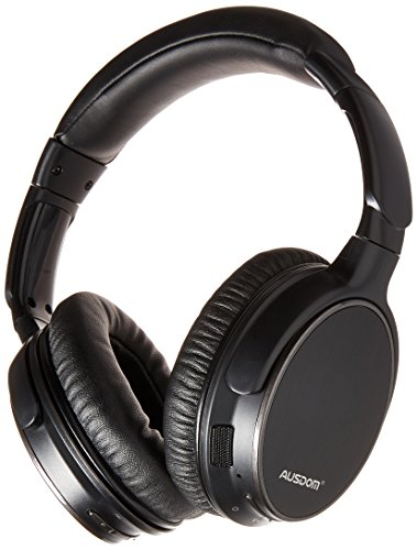 Ausdom M06 Bluetooth Over Ear Headphones Review