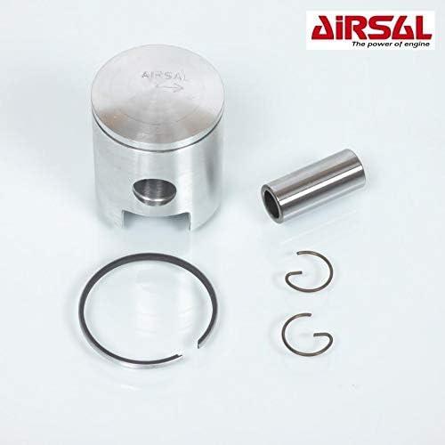 Piston moteur /Ø39 cylindre Airsal mobylette MBK 51 AV10 air 6 transfert 06140739