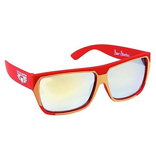 Marvel Team Stark Sunglasses - Man Iron Sunglasses Tony Stark