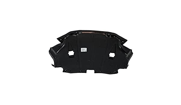 Engine Splash Shield compatible with S550 07-11// S450 08-11 Under Cover Front S550 AWD