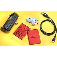 1960Mah Capacity Battery Sgh T769 Accessory Benefits