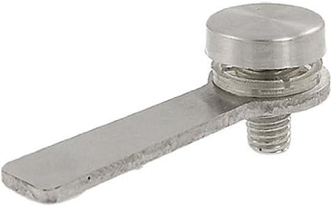 Acero inoxidable soporte de pared para escaleras soporte pasamanos de cristal: Amazon.es: Bricolaje y herramientas
