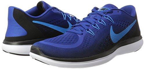 Da Flex Blue Uomo 402 Multicolore blue Scarpe Orbit Basse white Ginnastica Nike 2017 gym Rn black wfq11I