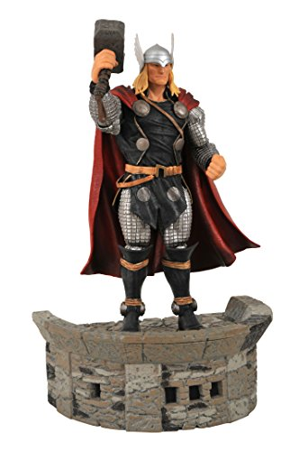 [Diamond Select Toys Marvel Select: Thor Action Figure] (Hawkeye Avengers Deluxe Adult Costumes)