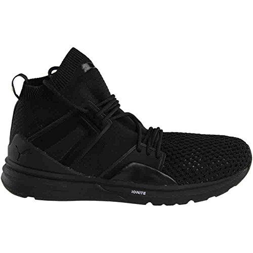 Puma Select Hombres Blaze Of Glory Limitless High Zapatillas Evoknit Puma Black / Puma Black / Puma Black