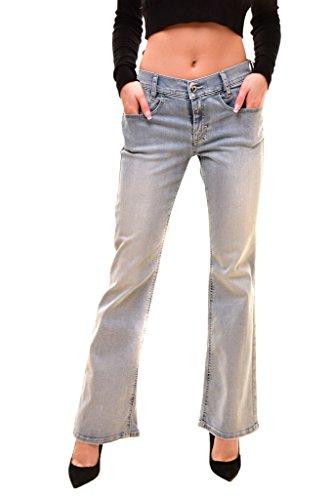 Diesel Women's Authentic Louvboot L.30 Jeans Blue Size W31 L30