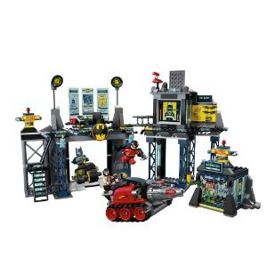 LEGO Super Heroes The Batcave 6860 (Discontinued by manufacturer) (Clayface Arkham City)