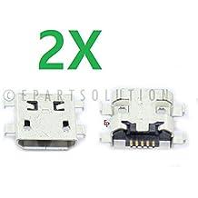 ePartSolution_2X Xiaomi Hongmi Note Redmi Note 4G TD-LTE 2014021 USB Charger Charging Port Dock Connector USB Port Repair Part USA Seller