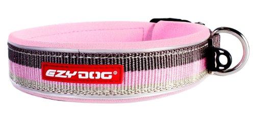EzyDog Neo Dog Collar, Large, Candy ()